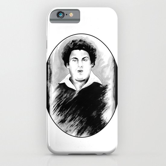 DARK COMEDIANS: Jonah Hill iPhone & iPod Case