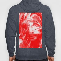 Sharon Mix 12 red Hoody