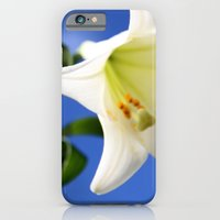iPhone & iPod Case featuring Flower by Gal Ashkenazi