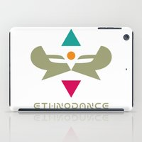 Ethnodance iPad Case