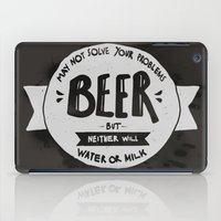 Beer iPad Case