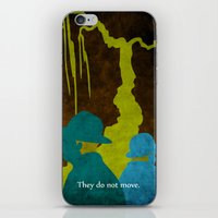Waiting For Godot iPhone & iPod Skin
