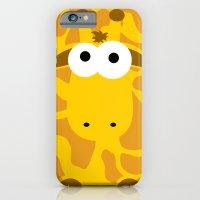 Minimal Giraffe iPhone 6 Slim Case