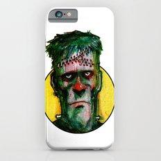 Frankensteins Monster is tired iPhone 6s Slim Case