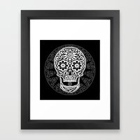 Diamo, Absolute Framed Art Print