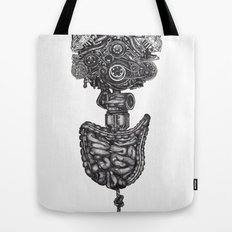 Machine Tote Bag