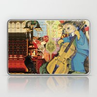 Distarcted Busker Laptop & iPad Skin