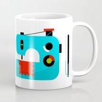 Sewing Kit Mug
