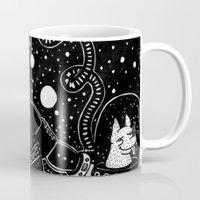 nostalgia espacial Mug