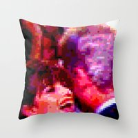 Big Willy Style Throw Pillow