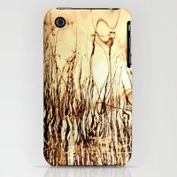 iPhone Cases featuring Where water meets fire by Dominique Gwerder