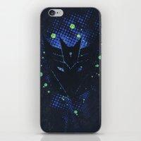 Grunge Transformers: Decepticons iPhone & iPod Skin