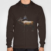 The Rocky Mountain Elk Hoody