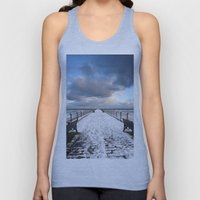 Saltburn by the Sea Unisex Tank Top