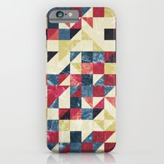 Geo Summer Grunge iPhone 6 Slim Case