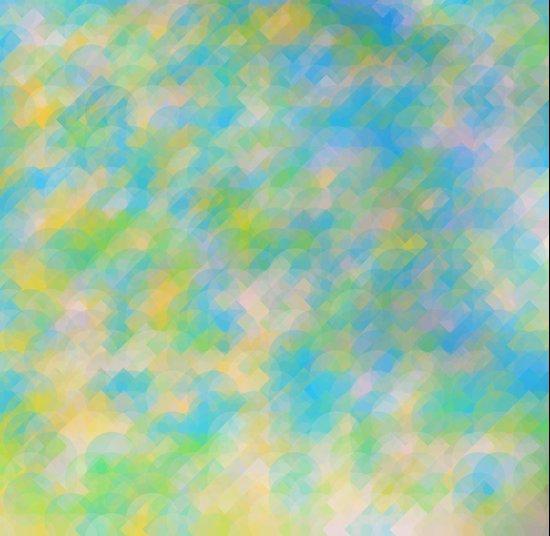 Era Pixel Canvas Print