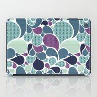 Sea pattern iPad Case