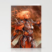 -Fire- Stationery Cards