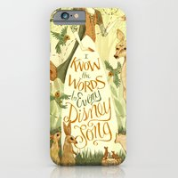 iPhone & iPod Case featuring A Personal Statement by Anne Lambelet