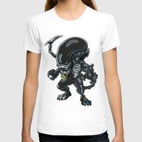 alien T-shirts featuring Alien by 7pk2 online