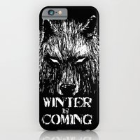 Winter Is Coming iPhone 6 Slim Case