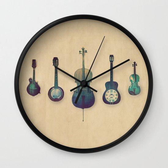 Good Company Wall Clock