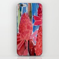 Red Ginger iPhone & iPod Skin