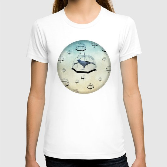 raven rain T-shirt