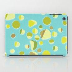 retro islands iPad Case