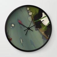 pppanda! Wall Clock
