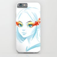 iPhone & iPod Case featuring Glance by Freeminds