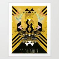 ::No Disguise:: Art Print