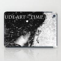 Nude art - time iPad Case