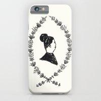 Lady Lapel iPhone 6 Slim Case