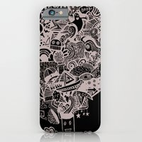 iPhone & iPod Case featuring mind blown by Kimberly rodrigues