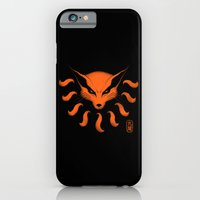 9 Tailed Beast iPhone 6 Slim Case