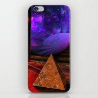 Merlin's Playground iPhone & iPod Skin