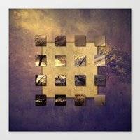 SQUARE AMBIENCE - Magic … Canvas Print