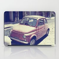 Fiat 500 - Italia Car iPad Case