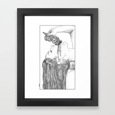 asc 669 - L'esagerata (My name is Excess) Framed Art Print