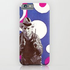 King Tut and the Gunslinger iPhone 6 Slim Case