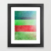 Color Joy IV Framed Art Print