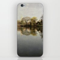 My Heart Is In New York iPhone & iPod Skin