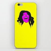 Monica Geller iPhone & iPod Skin
