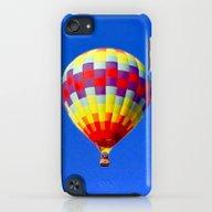 Hot Air Balloon iPod touch Slim Case