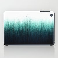 Teal Ombré iPad Case