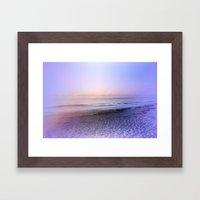 Dreamy Morning Framed Art Print