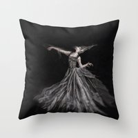 Ghost Of The Revolution Throw Pillow