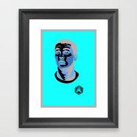 Theo Walcott - IBWM - Th… Framed Art Print