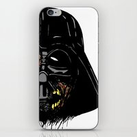 Vader Zombie iPhone & iPod Skin